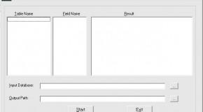 實踐分享:ACCESS數據庫導入mysql數據庫